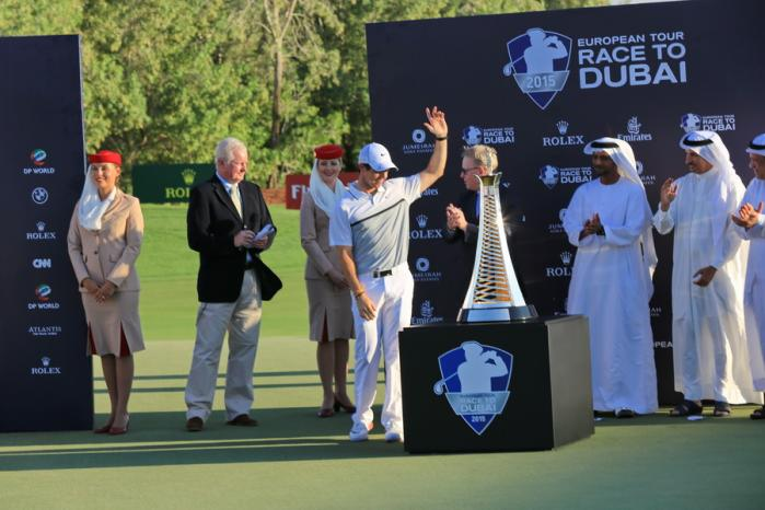 DP World Tour Championship 2015 - Jumeirah Golf Estates - Dubai