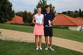 08.09.2013 - 6. Czech Golf Amateur Tour 2013 Austerlitz - President Masters - sudden death play off and prizegiving
