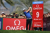 31.01.2014 - Omega Dubai Desert Classic 2014 - Round Two - Emirates Golf Club
