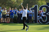 21.11.2014 - DP World Tour Championship 2014 - Jumeirah Golf Estates - Dubai - 2. kolo