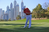 31.01.2015 - Omega Dubai Desert Classic 2015 - Round Three - Emirates Golf Club