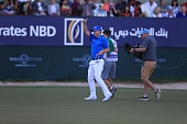 07.02.2016 - Omega Dubai Desert Classic 2016 - Emirates Golf Club - Final Round and Prizegiving