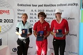 16.09.2012 - Golf Digest Junior Tour 2012 - Sokolov - finále